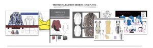 fashion,technical clothing illustrations,adobe illustrator,colored,cad flats.