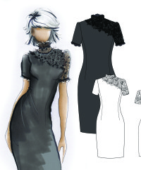 fashion designing, clothing manufacturer, dress design, clothes design, design clothes, clothing designer