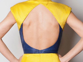 dress design-color/textile combos,freelance fashion design,lantie foster,yellow_blue_dress, clothing manufacturer, clothes design, dress design, fashion, design clothes, apparel design