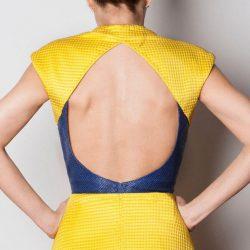dress design-color/textile combos,freelance fashion designer,lantie foster,yellow_blue_dress, clothing manufacturer, clothes design, dress design, fashion, design clothes, apparel design