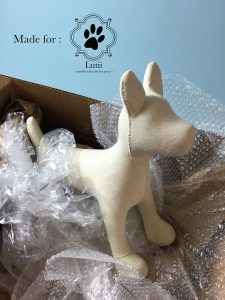 yorkie,small dog mannequin, teacup,yorkie_dog_mannequin_phase2,dog harness,having our dog mannequin form made,sculpting.