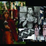 gypsy,velvet mood board,leather,lace,idea board collection development,by a fashion designer