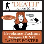 logo of freelance fashion podcast on iTunes