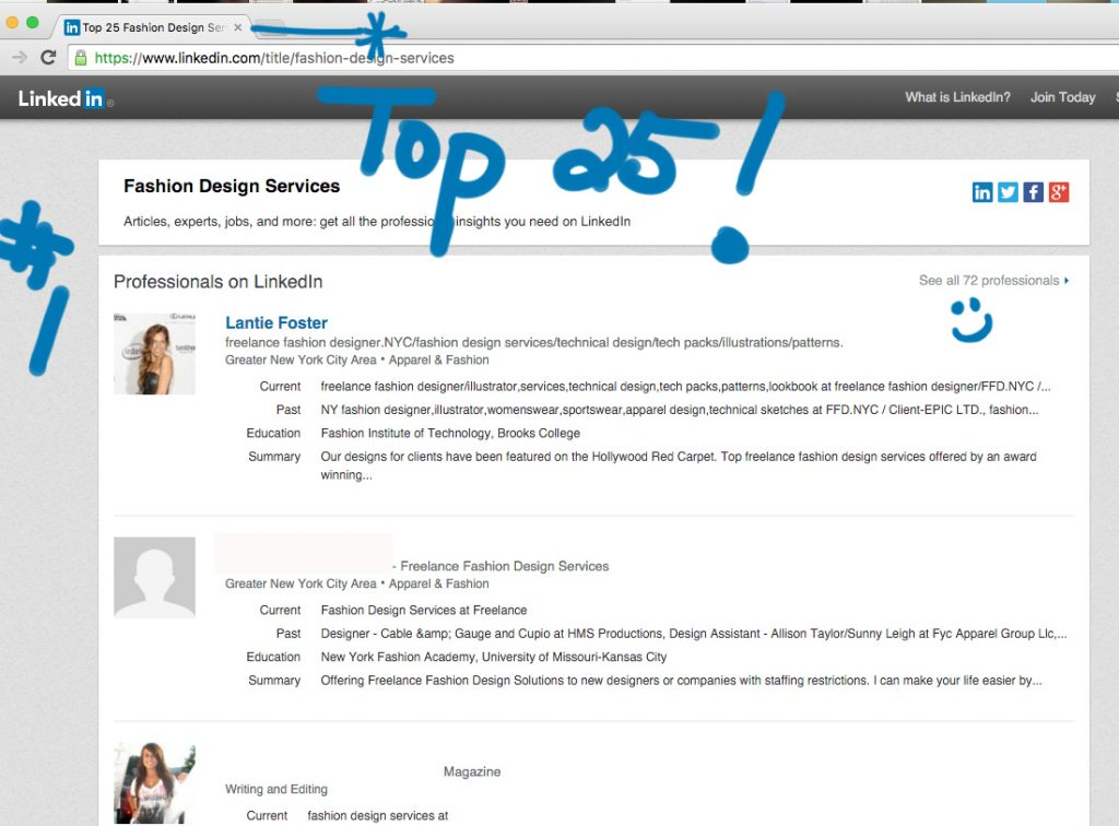 Linkedin Listed 1 Top Fashion Design Services Freelance Fashion Designer Nyc Freelance Fashion Designer Services Fashion Freelance