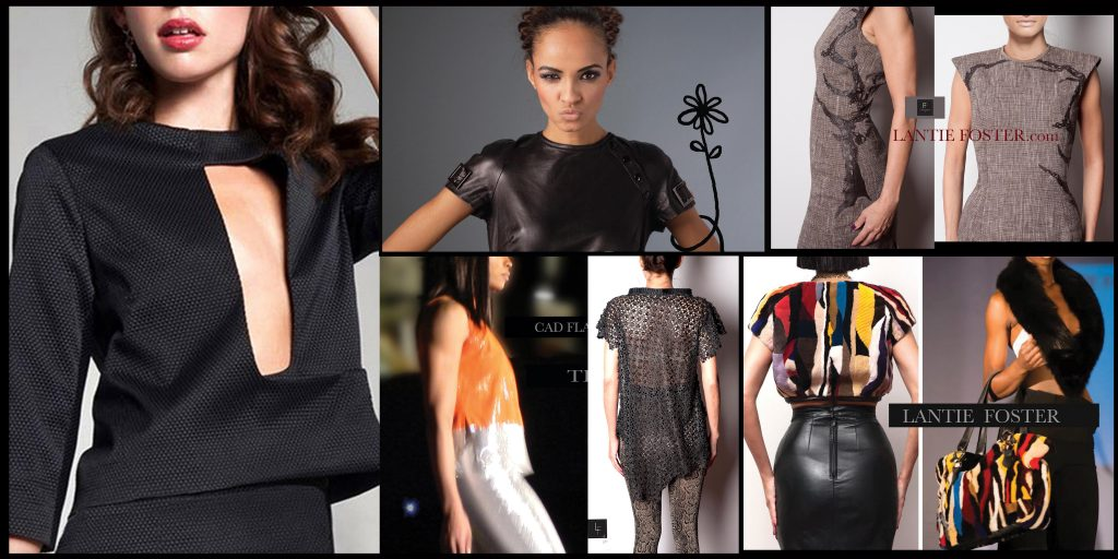 freelance fashion designer nyc,Lantie Foster portfolio,freelance fashion design services,
